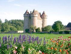 Château de Sarzay - Sarzay, Centre