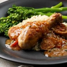 Delicious Catalan Chicken Saute