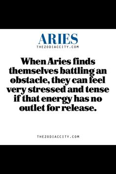 hummmm - there is a definite need for release from stress - but - doesn't everyone have this need?  :)