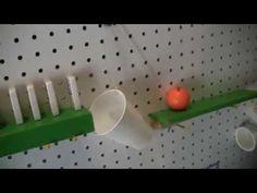 8th Grade Student-Made Rube Goldberg Machine