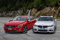 Station wagons competition: Volvo V60 or BMW 3-Series Estate? - https://carsintrend.com/volvo-v60-vs-bmw-3-series-estate/