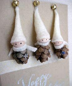 A Polar Bear's Tale: In Kaniko's shop I saw: