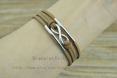 infinity wish bracelet retro silver infinity by BraceletTribal, $2.99 Beautiful handmade bracelet, the best gift