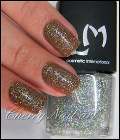 vernis lm cosmetic n°188 Almas collection le gout du luxe