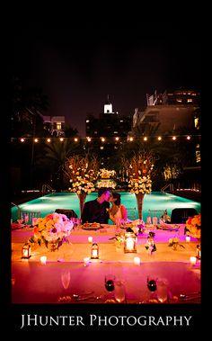 Miami Beach wedding | National Hotel | South Beach | #jhunterphoto #southbeachwedding