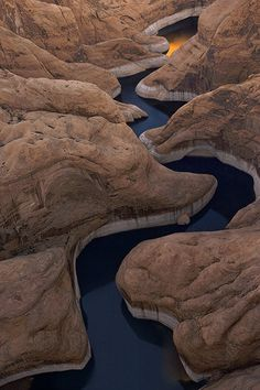 Glen Canyon, Lake Powell, Utah/Arizona
