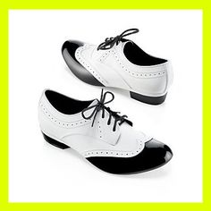 sapato preto e branco  ❤️vanuska❤️