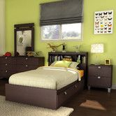 Found it at Wayfair - South Shore Cakao Bedroom Collection