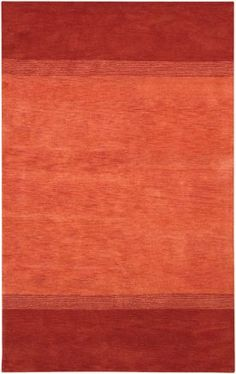 Chandra Rugs Metro 522 Red Rug   Country & Floral Rugs