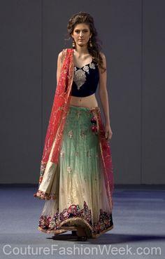 parnav ghose-spring 2013 fashion week