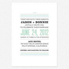 many Wedding Invitation idea