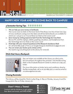 4 Semester Money Saving Tips; Day-use Lockers  #99 2017