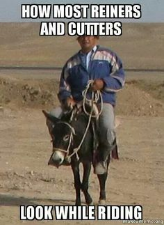 This must be the job my horse needs...she'd fit right in.