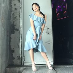 Filipina Actress, Lucky 7, May 1, Dress Styles, Gigi Hadid, Beauty Queens, Kisses, Fashion Dresses, Daughter