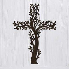 Drevený kríž na stenu | DUBLEZ Anjel, Art, Art Background, Kunst, Performing Arts, Art Education Resources, Artworks