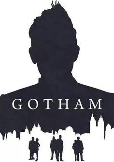 Jim Gordon is a rising detective in corrupt Gotham City, where his late father was a successful district attorney. Riddler Gotham, Gotham Tv, Bob Kane, Batman Comics, Dc Comics, Batman Art, Sherlock, Gotham Series, Tv Series