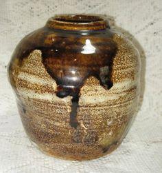 Southwest Stoneware Pot $10.00