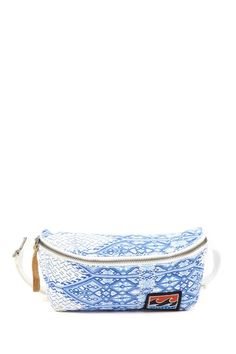 Got Change Hip Pack by Billabong on @HauteLook    True, say what you will about the fanny pack, but this color/pattern combo is porcelain-tea-cup cute.