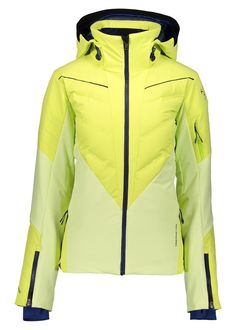 Women s Ski Jacket Active Fit 25K 25K Fabric  Hy Puffer Jackets 5b570c853