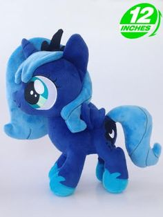 My Little Pony Filly Luna Plush Doll POPL6035
