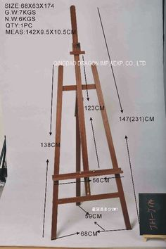 #wooden painting easel, #kids painting easel, #painting easel stand: