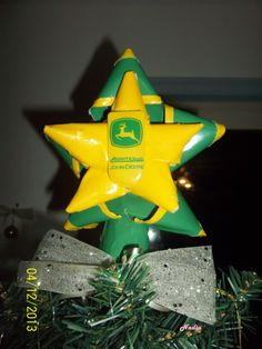 John Deere Ornament | Tis The Season Yall! | Pinterest | Ornament ...
