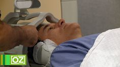 Sneak Peek: Dr. Oz Gets Unexpected News After a Brain Scan: Dr. Oz gets an MRI scan to gauge if there have been any traumatic brain injuries from concussions he endured while playing football in college.