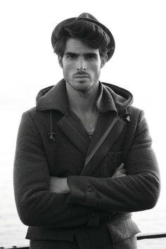 Juan Betancourt by Matteo Mazzi & Alessio Tarantini for Fashionisto ...