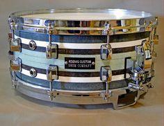 Koenig Custom snare drum