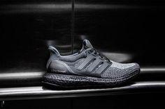 adidas ultra boost sneaker streetwear black