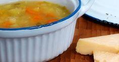 Ingredientes:   2 abóboras(menina) pequena cortadas em cubos pequenos - ou abobrinhas  1 cebola média ralada  2 batatas cortadas em cub...