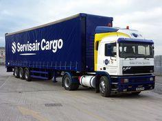 FME Servisair Cargo - ERF