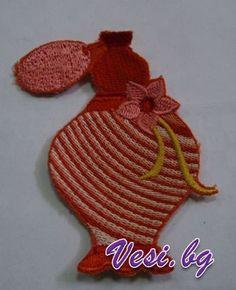 perfume machine embroidery