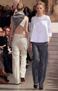 something interesting - bouchra jarrar s/s 2012 couture