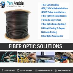 Pan Arabia will carry out wide range of services for expanding LAN/WAN and communication market place through the provision of network design, installation and commissioning services. Building Management System, Vehicle Tracking System, Network Switch, Fiber Optic Cable, Communication