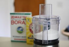 How to make fine powdered detergent / septic-safe, high-efficiency machine safe / works amazingly for cloth diapers!