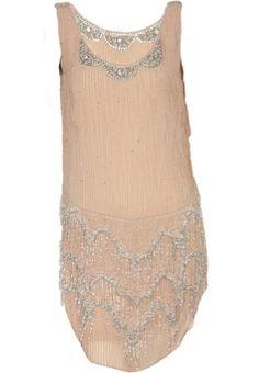 Modern Flapper Dress | modern day flapper dress | Caitlyn's 21st