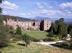Muncaster Castle, Gardens & Owl Centre, Ravenglass, Cumbria - Historic Houses Association