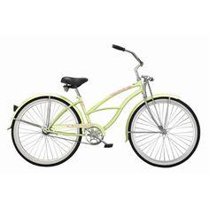 Ladies Beach Cruiser Bicycle - 26 Pantera GTS $198.00