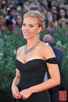 Scarlett Johansson Style Double Shot | Tom & Lorenzo