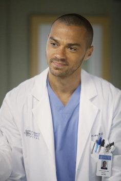 Still of Jesse Williams in Anatomía de Grey
