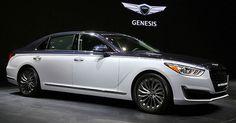 Genesis G90 Special Edition Looking More Like A Bentley #Genesis #Genesis_G90