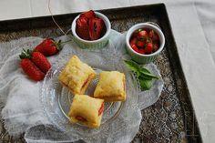 Trilogie de desserts autour de la fraise par Emilie 1 Lea's secrets #battlefood