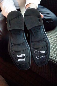 cute groomsmen shoes