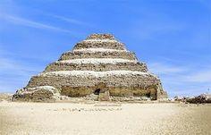KMT, (Saqqara) pyramid