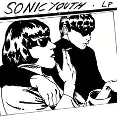 "Sonic Youth ""GO"" 1990"