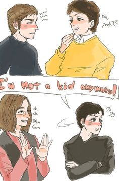 Lol John Disturb Paul Oh Gosh