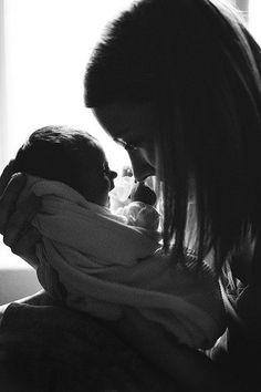 Precious mom & babe