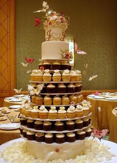 Great Wedding Cake Ideas on a Budget