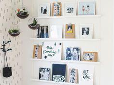 #cadres #livres #étagères